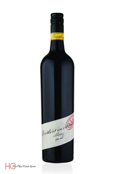 Brothers In Arms Shiraz