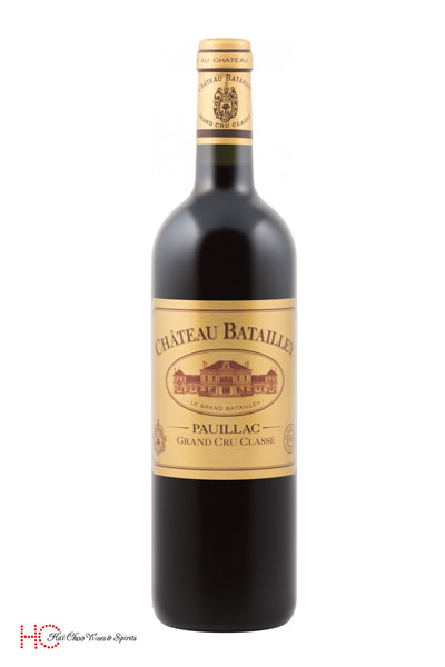 Chateau Batailley, Pauillac Grand Cru Classe