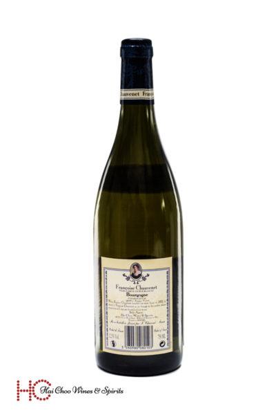 F. Chauvenet Bourgogne Chardonnay