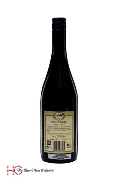 F. Chauvenet La Jolie Pinot Noir