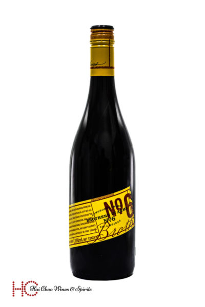 Brothers in Arms No.6 Shiraz