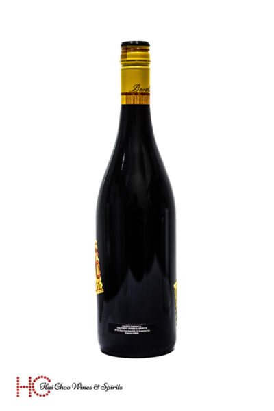 Brothers in Arms No. 6 Shiraz