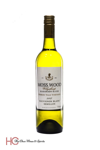 Moss Wood Ribbon Vale Semillon Sauvignon Blanc
