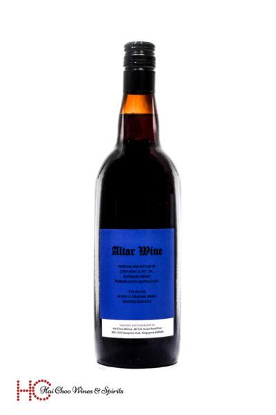 Angove's Bookmark Altar Wine