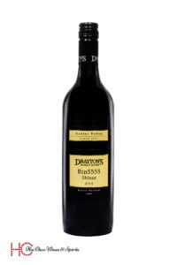 Drayton's Hunter Valley Bin 5555 Shiraz