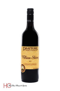 Drayton's William Shiraz